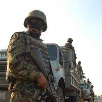 POLICIA MILITAR SE DESPLEGÓ EN DIFERENTES MUNICIPIOS DE TAMAULIPAS