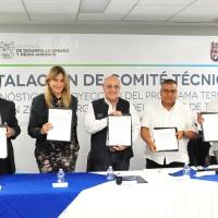 Firman Convenio de Colaboración para el Desarrollo Urbano en la frontera